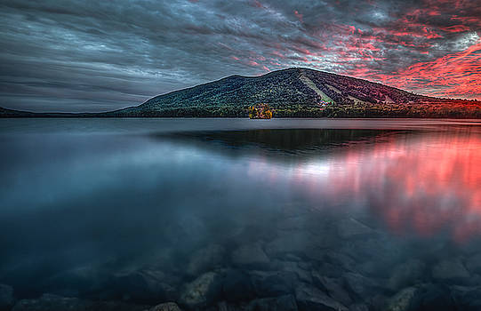 Shawnee Peak Vivid Reflections by David Pratt
