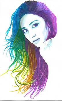 Shay Mitchell by Sarah Krafft