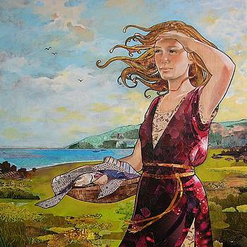 She Baked the Loaves and Dried the Fishes by Robin Birrell
