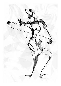 Marek Lutek - She dances 3732