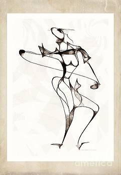 Marek Lutek - She dances 3736