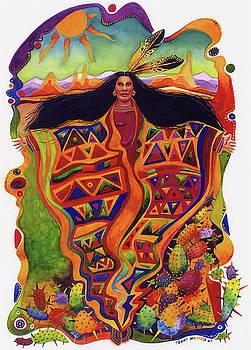 She Dances Alone by Terry Medaris
