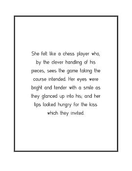 She felt like a chess... by Famous Quotes