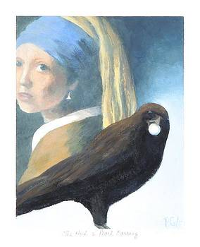 She Had a Pearl Earring by Phyllis Andrews