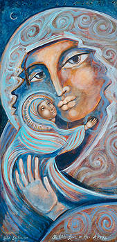 She Holds Love in Her Arms by Shiloh Sophia McCloud