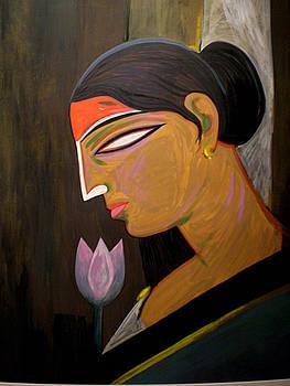 She I by Tapan Kar