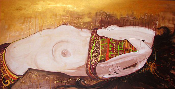 She by Ioana Harjoghe Ciubucciu