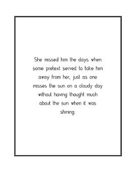 She missed him the days... by Famous Quotes