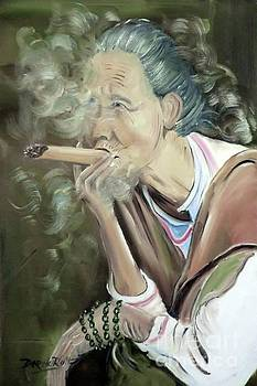 Derek Rutt - She Rolls Her Own