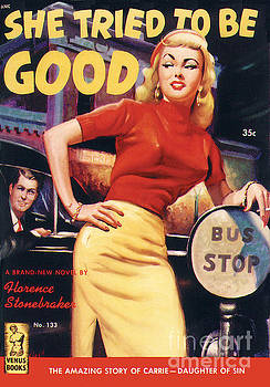 She Tried To Be Good by Rudy Nappi