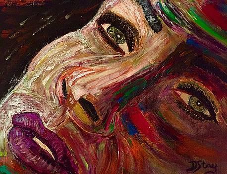 She Waits by Deborah Stanley