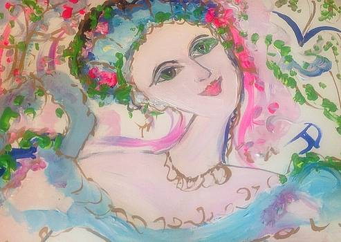 She would always be his princess  by Judith Desrosiers