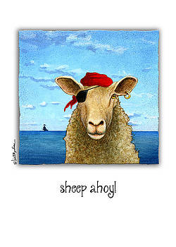 Will Bullas - sheep ahoy