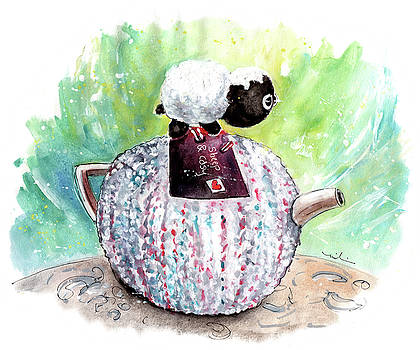 Miki De Goodaboom - Sheep And Cosy In Reeth