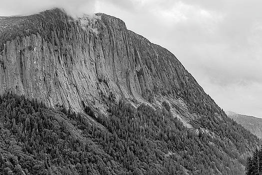 Sheer Cliff by Peter J Sucy