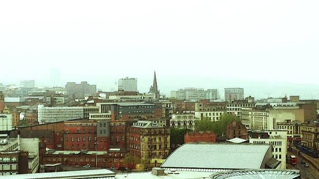 Sheffield Skyline by Anne Kotan