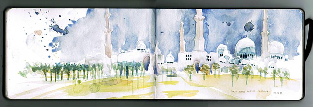 Sheikh Zayed Mosque by Omar Jaramillo
