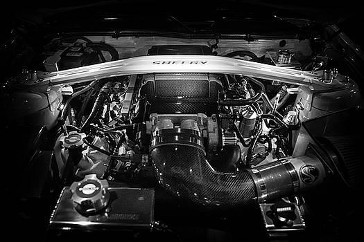 Shelby Engine by Scott Wyatt