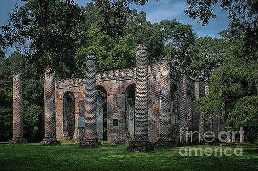 Dale Powell - Sheldon Ruins - Beaufort County