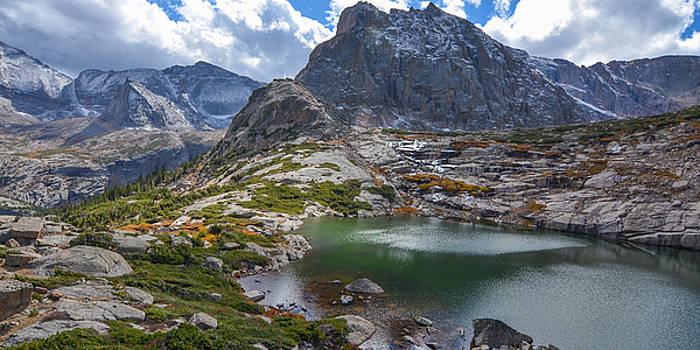 Shelf Lake, Colorado by Matthew MacPherson