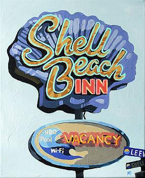 Shell Beach Inn by Melinda Patrick