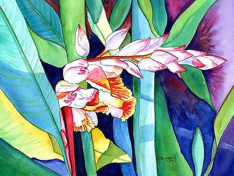 Shell Ginger 2 by Marionette Taboniar