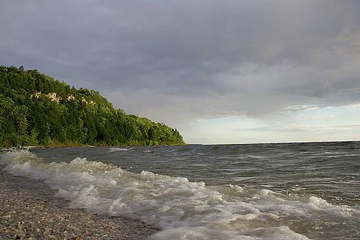 Shell Isle I by Dylan Punke