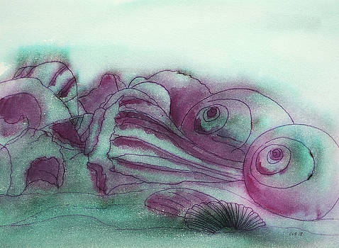 Shell Shocked by Cynthia Schoeppel