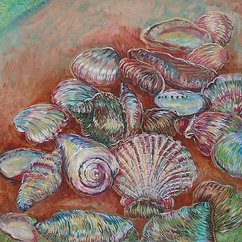 Shells 1 by Lynn Stewart
