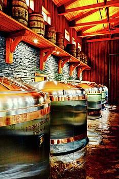 Shelter Point Distillery by Brian Sereda