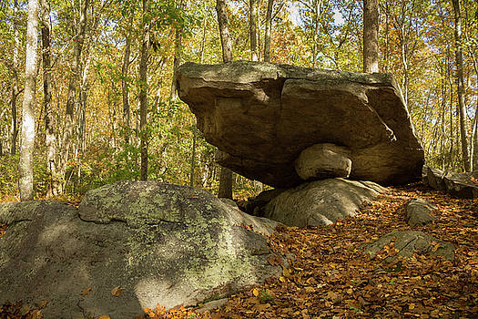 Shelter Rock in Gales Ferry CT by Kirkodd Photography Of New England