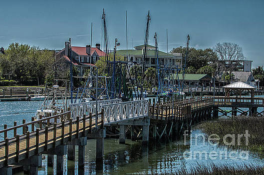 Dale Powell - Shem Creek Dock