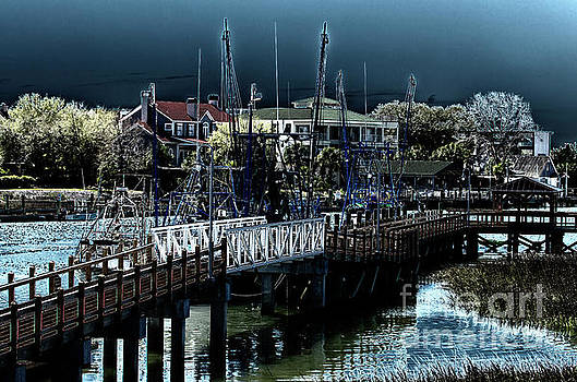 Dale Powell - Shem Creek Ghost