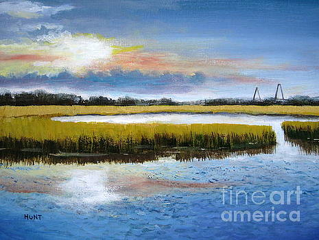 Shem Creek Sky by Shirley Braithwaite Hunt