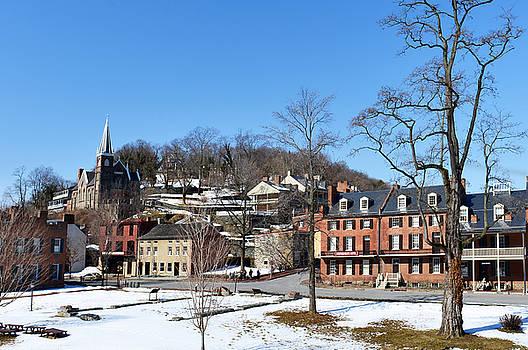 Dana Sohr - Shenandoah Street - Harpers Ferry