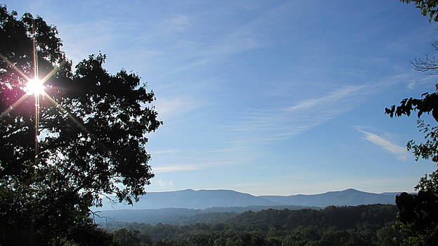 Shenandoah Valley by Denise   Hoff