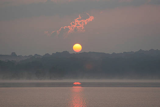Shenango Lake Sunrise by Jeff Solyan