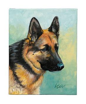 Shepherd by Linda Clearwater