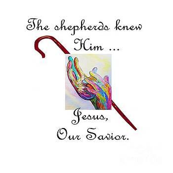 Shepherds Knew Him by Eloise Schneider
