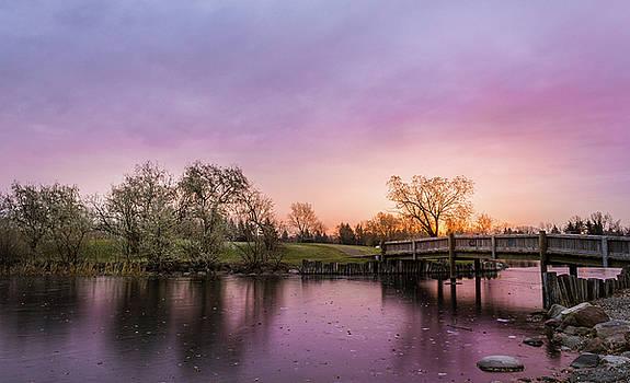 Dwayne Schnell - Sheran Park Sunrise