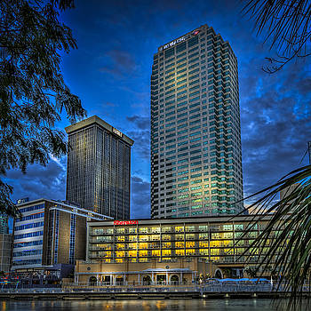 Sheraton Water Front by Marvin Spates