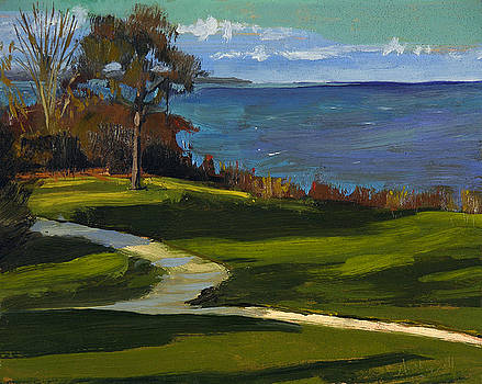 Sheridan Park No.5 by Anthony Sell