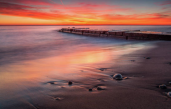Sheridan Sunrise by Dave Chandre