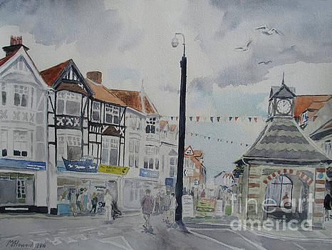 Sheringham High Street by Martin Howard