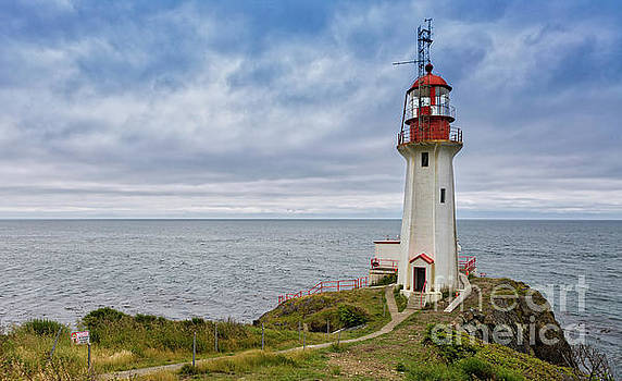 Sheringham Point Lighthouse by Jerry Fornarotto