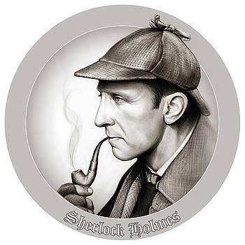Sherlock Holmes by Greg Joens