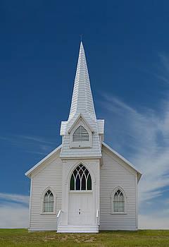 Sherman Church by Paul DeRocker