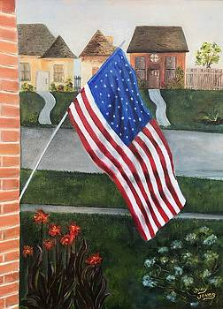 She's A Grand Old Flag by Judy Jones
