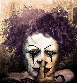 Shhhhh by Jeremy Martinson