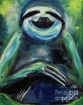 Chi Sloth by Rachel Brisbois